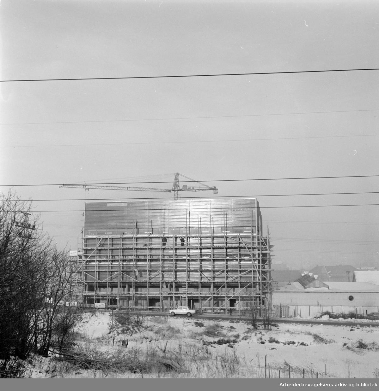 Sogn: Nye Yrkesskolen. Desember 1963