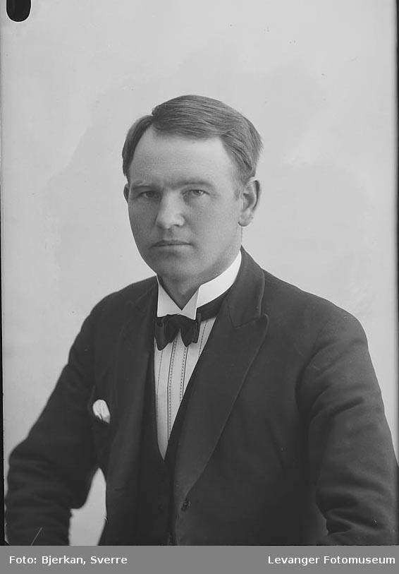 Portrett av Nordbø fornavn ukjent