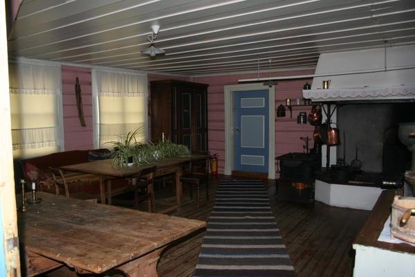 Kjøkkenet, Gjersøyen. Foto/Photo