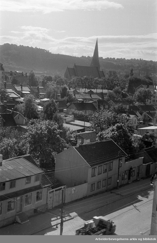 Vålerenga. September 1946