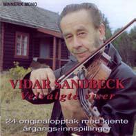 Vidar Sandbeck CD nr. 2 Velvalgte viser (Foto/Photo)