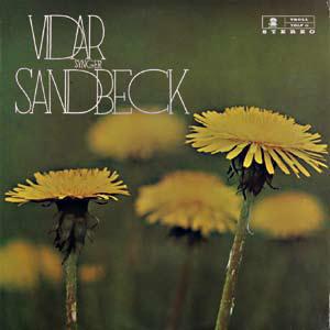 Vidar Sandbeck LP nr. 2 Vidar synger Sandbeck