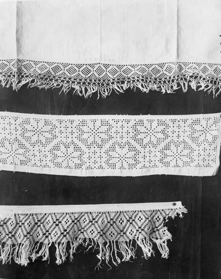 Fragment av textiler