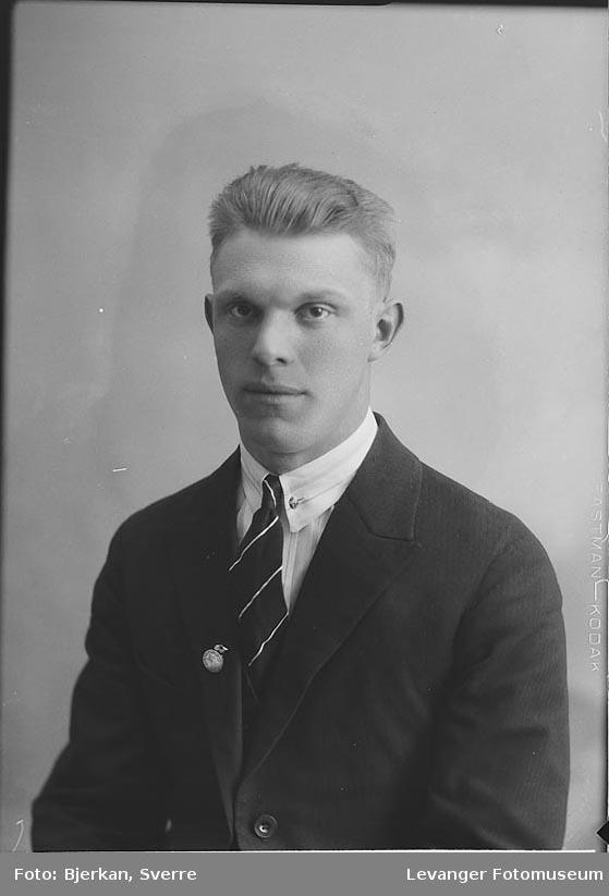 Portrett av Halvor Bringedal