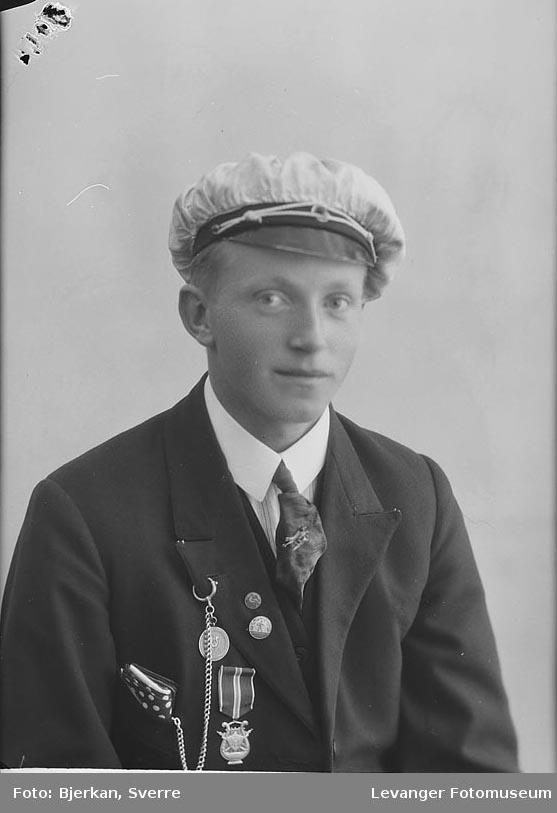 Portrett av Bøe fornavn ukjent