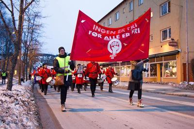 8. mars i Kongsvinger 2017