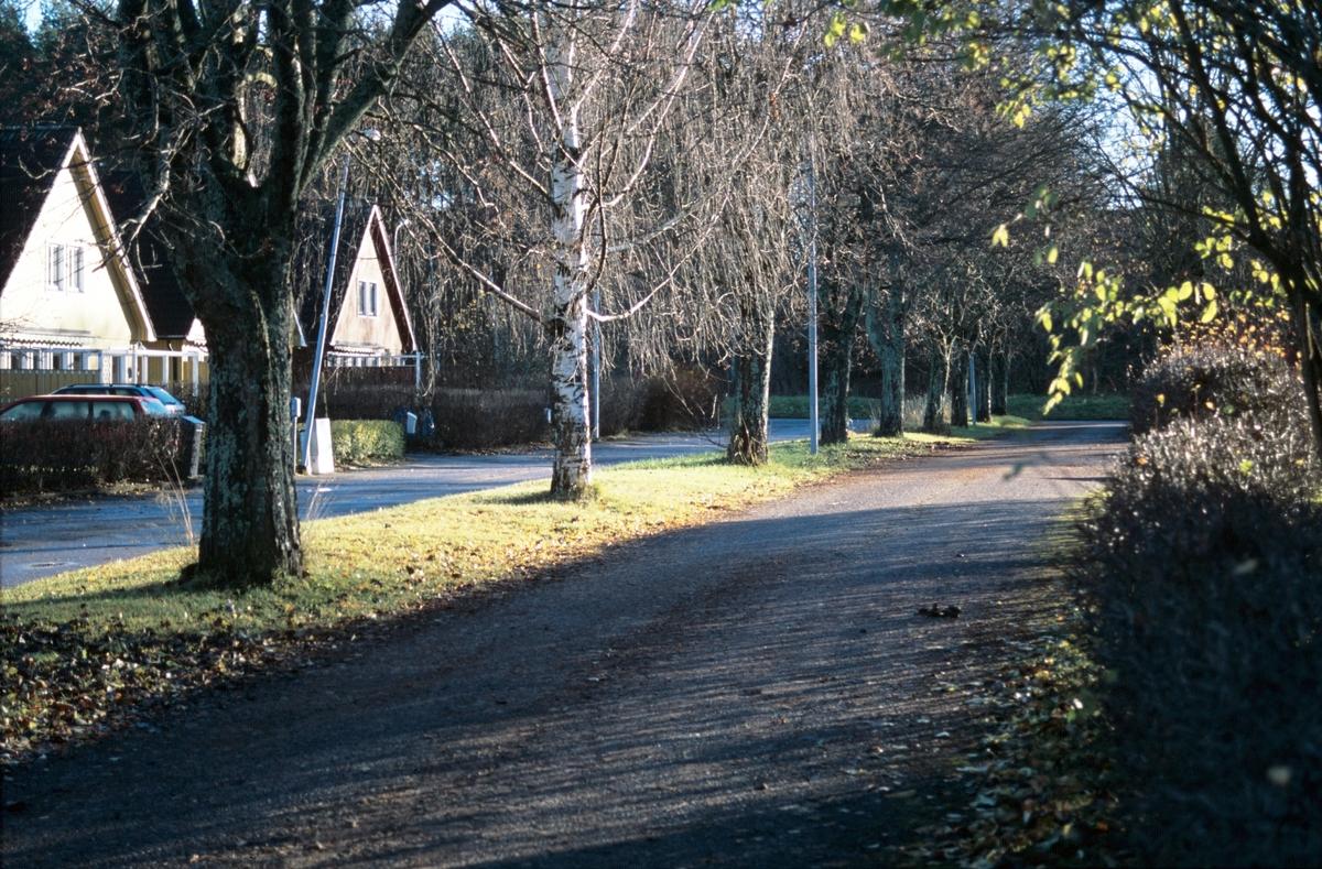 Småhus, Gaddaborgsvägen, Valbo