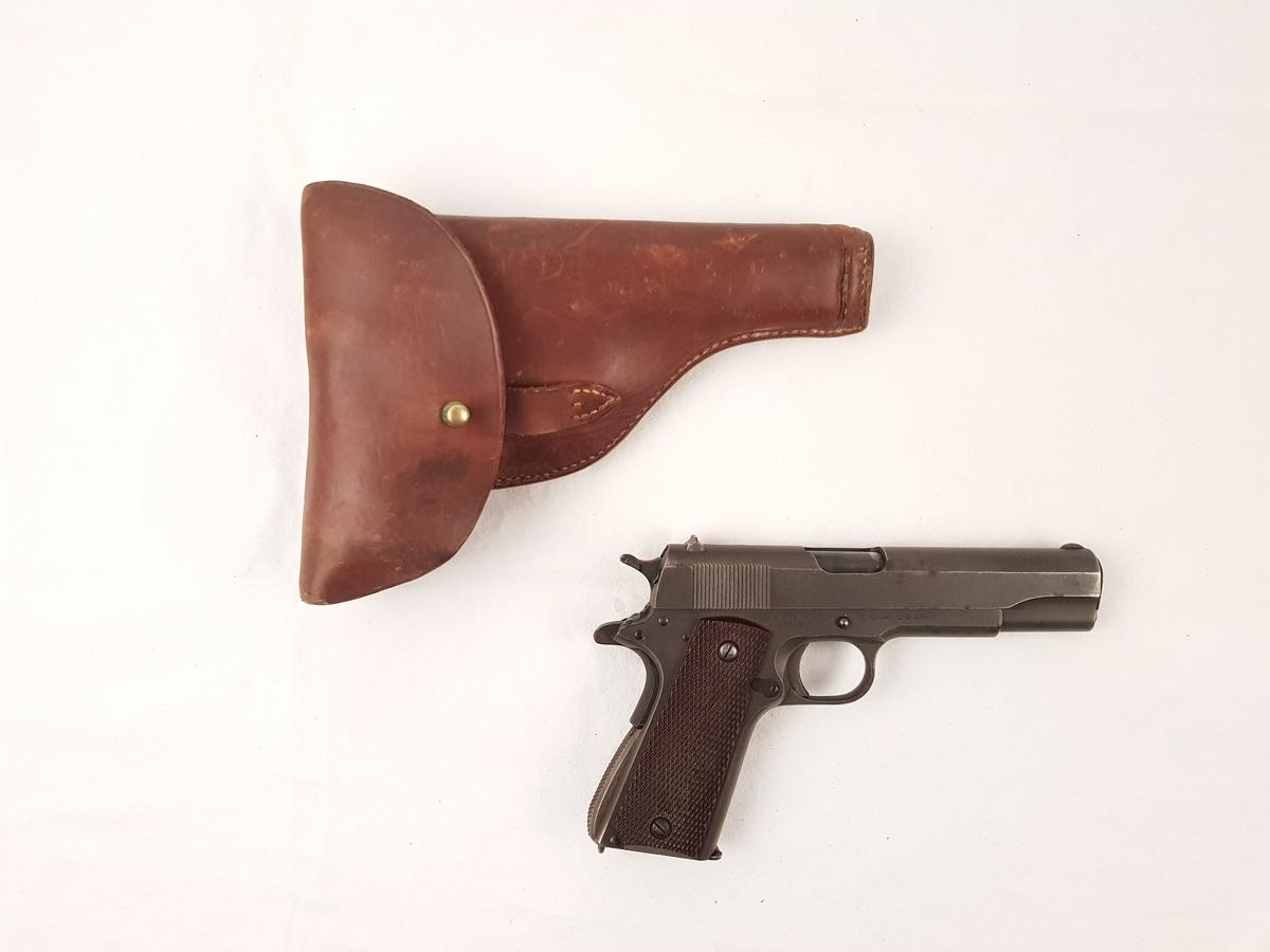 Colt 11,25 mm med futural.