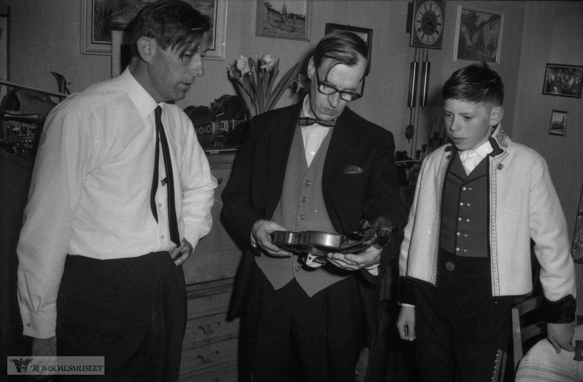 Frimo April 1964bernhoft Osa Hjemme Hos Fam Anders Gjendem