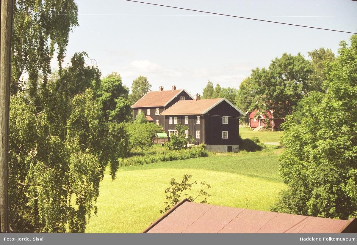 Gården Råstad i Lunner.