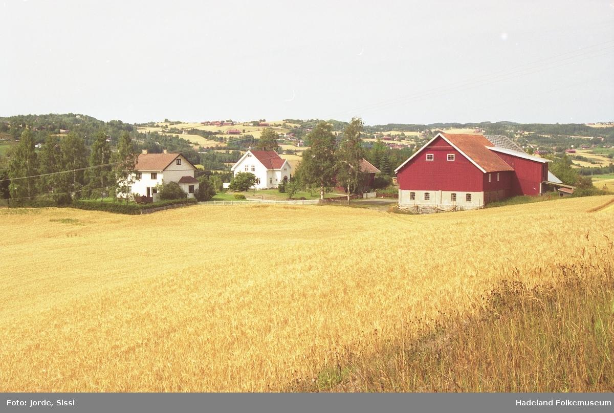 Gården Frøisli i Lunner.