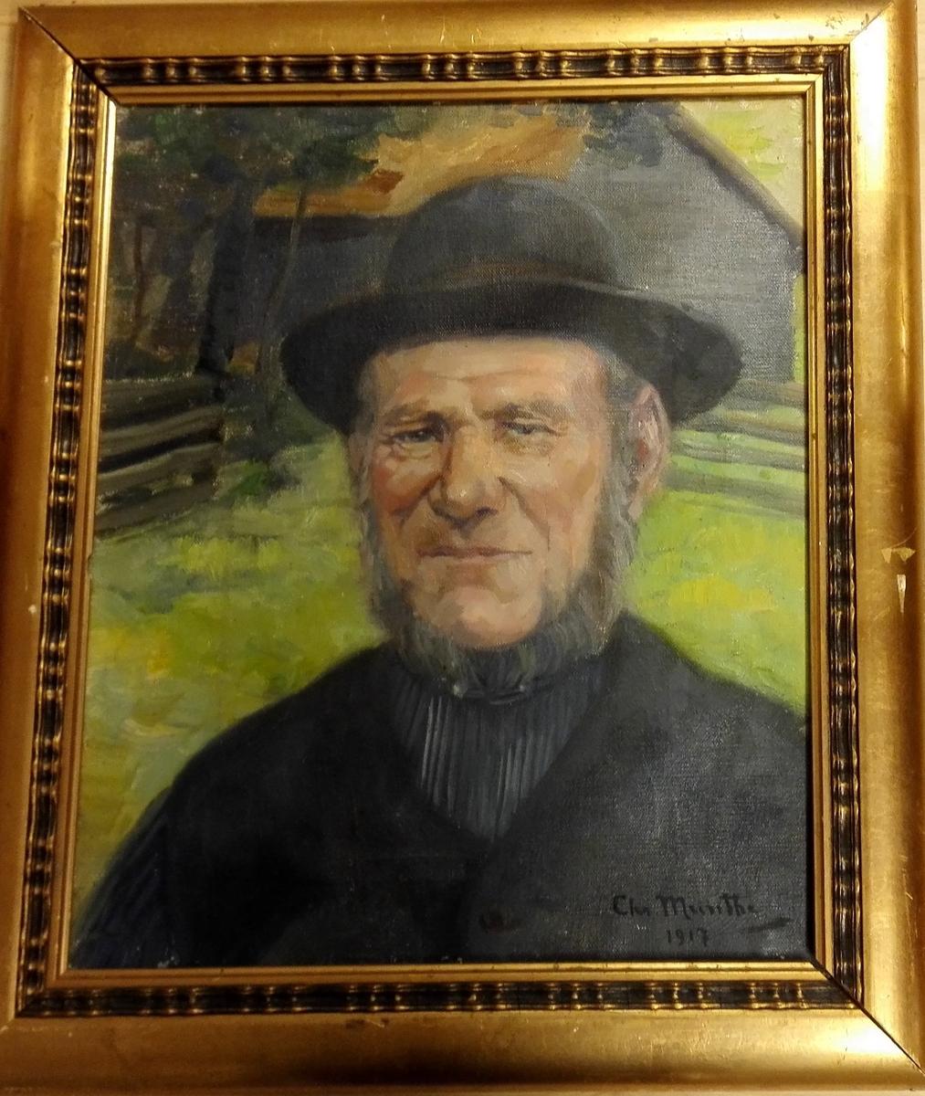 Husmann John Kjeldsen. Amble.