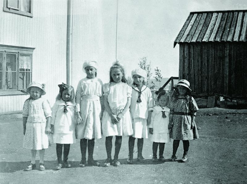 Kongens gruve ca 1918