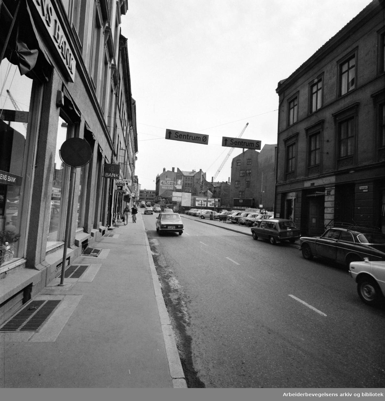 Ibsenringen. Juni 1976