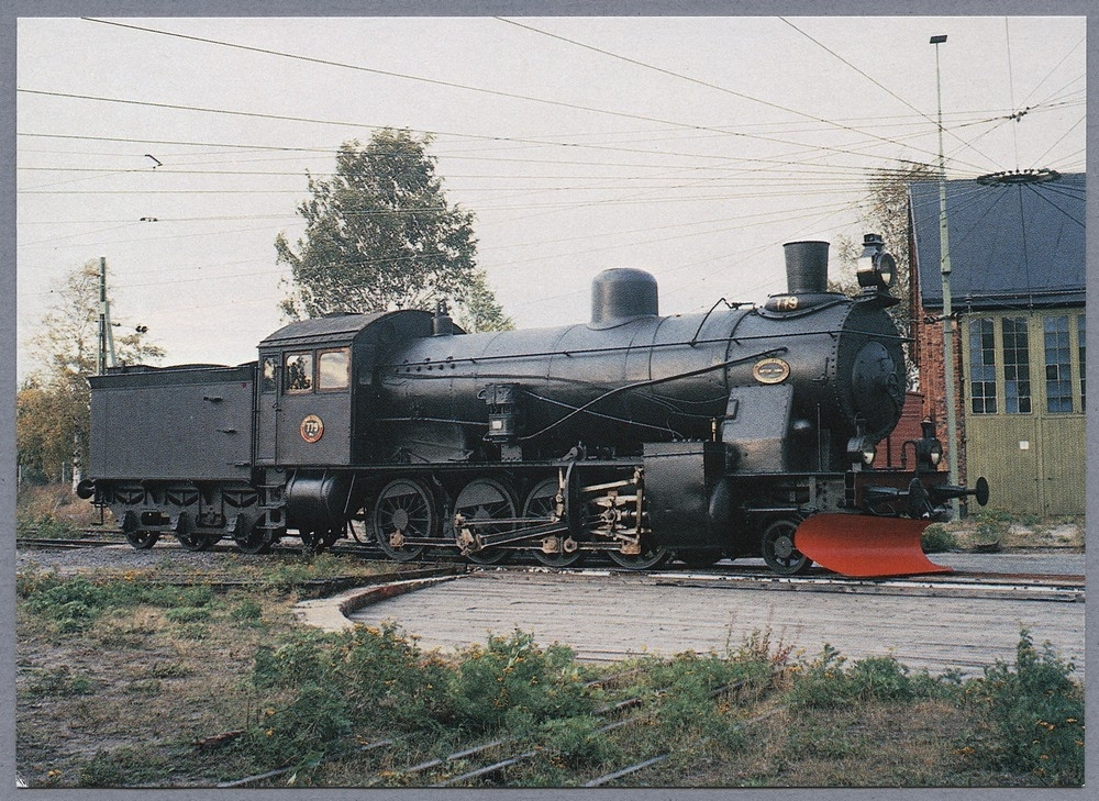 SJ Ma nr 779 (1904-1926). Tillverkare: NOHAB, Trollhättan, 1904. Tillverkningsnummer: NH 730.