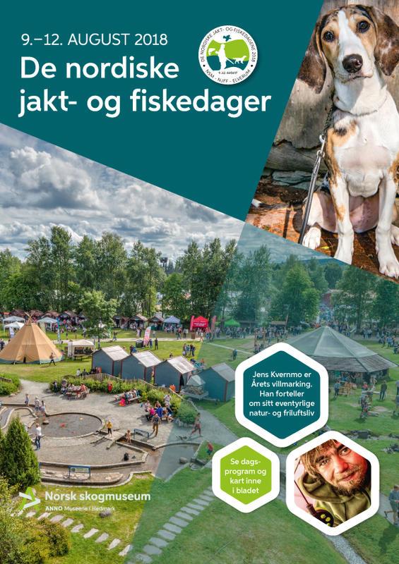 Programbladforside DNJFD 2018