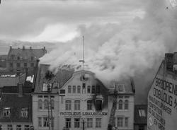 Brann i Trondhjems Sjømannshjem