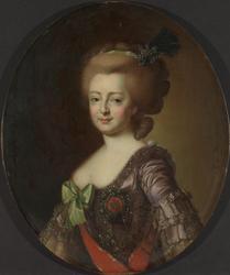Maria Fjodorovna, keiserinne av Russland [Maleri]