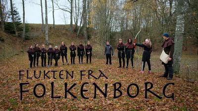 Flukten fra Folkenborg