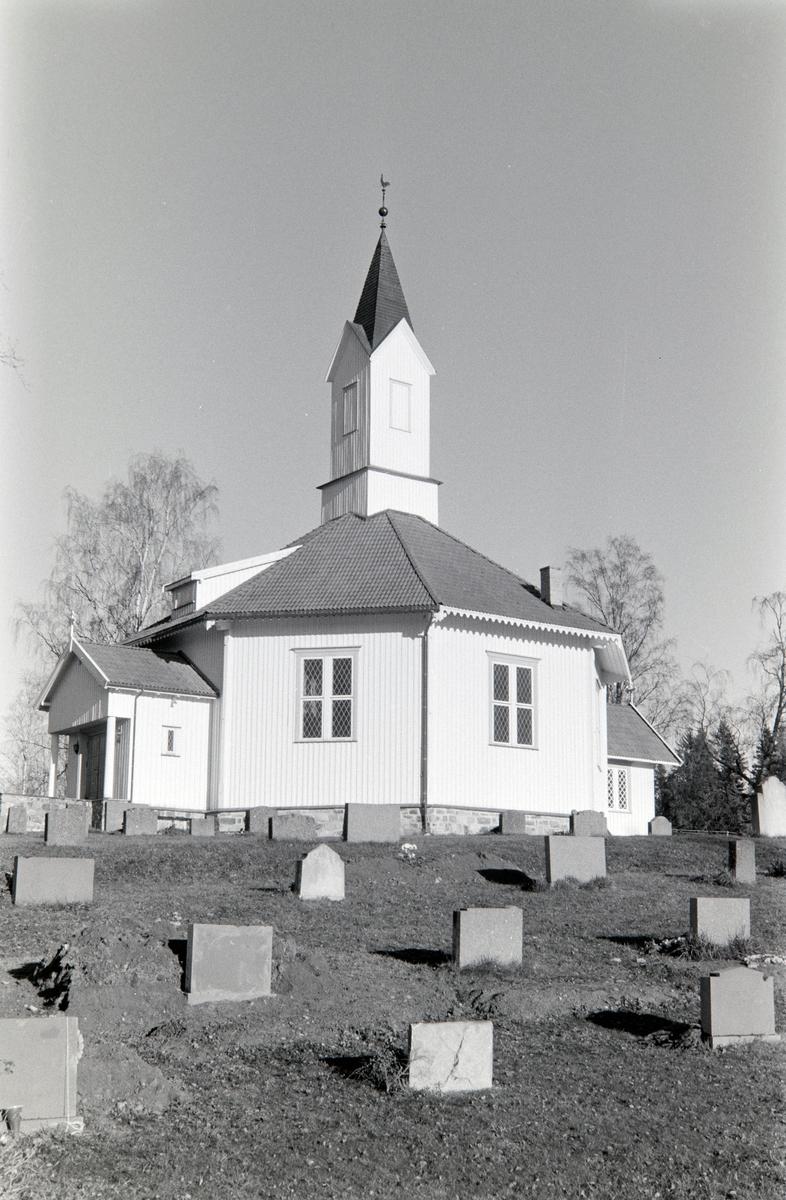Åsmarka kapell, kirke i Ringsaker.