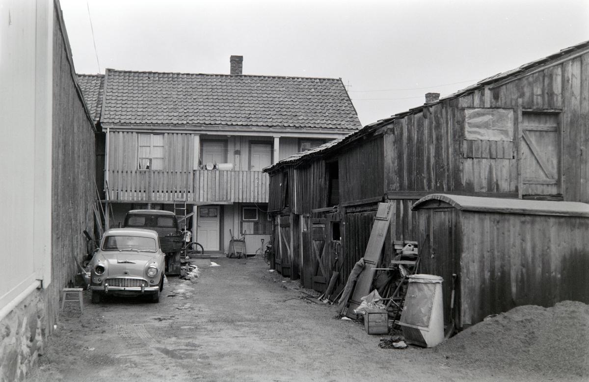 Øverbyen, Kongsvinger.
