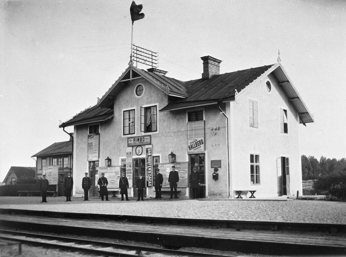 Stationen i Rimbo