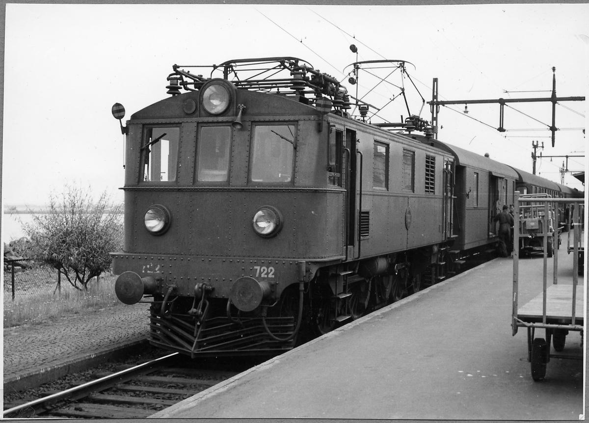 Statens Järnvägar, SJ D 722.