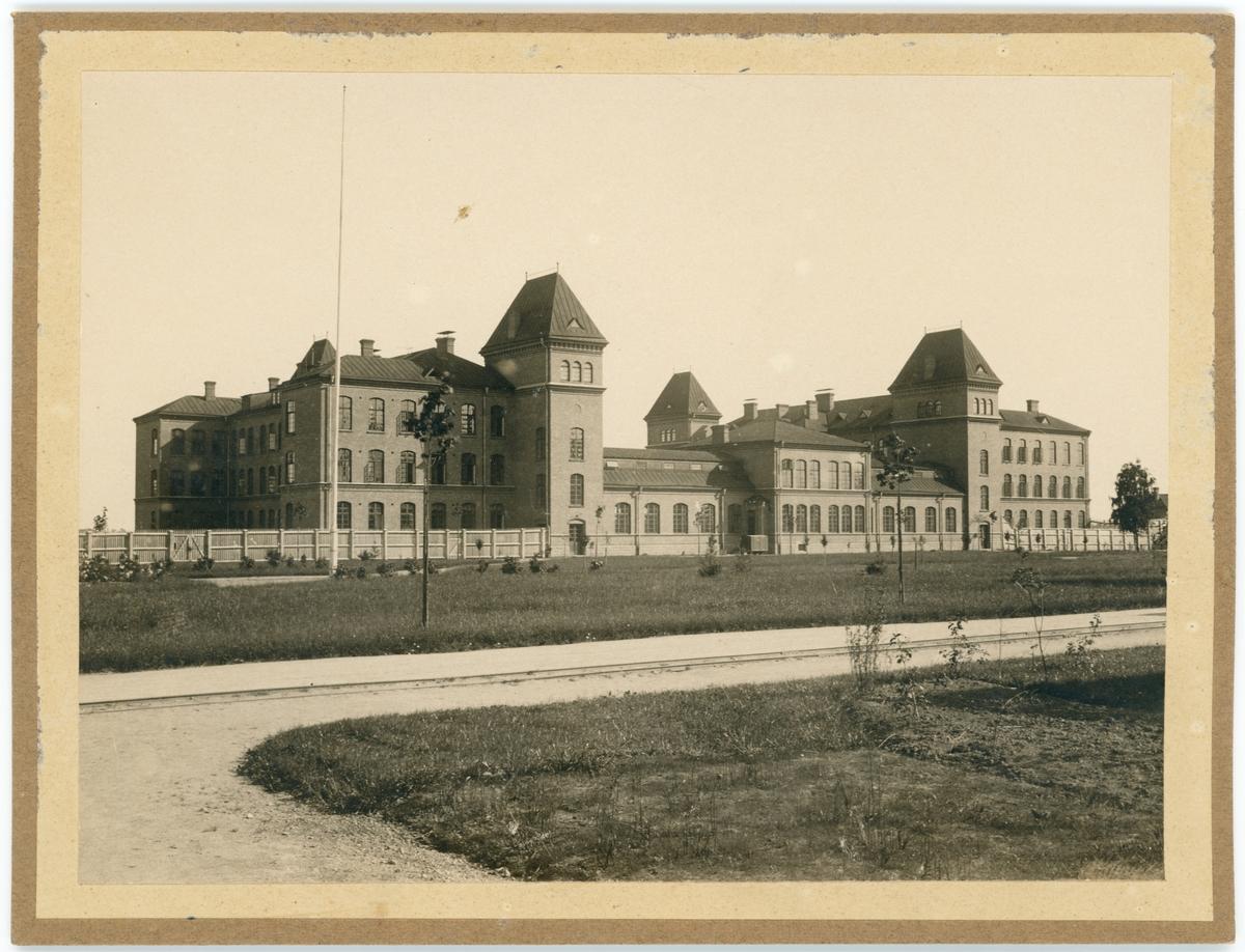 Vänersborgs hospital och asyl / Restads sjukhus