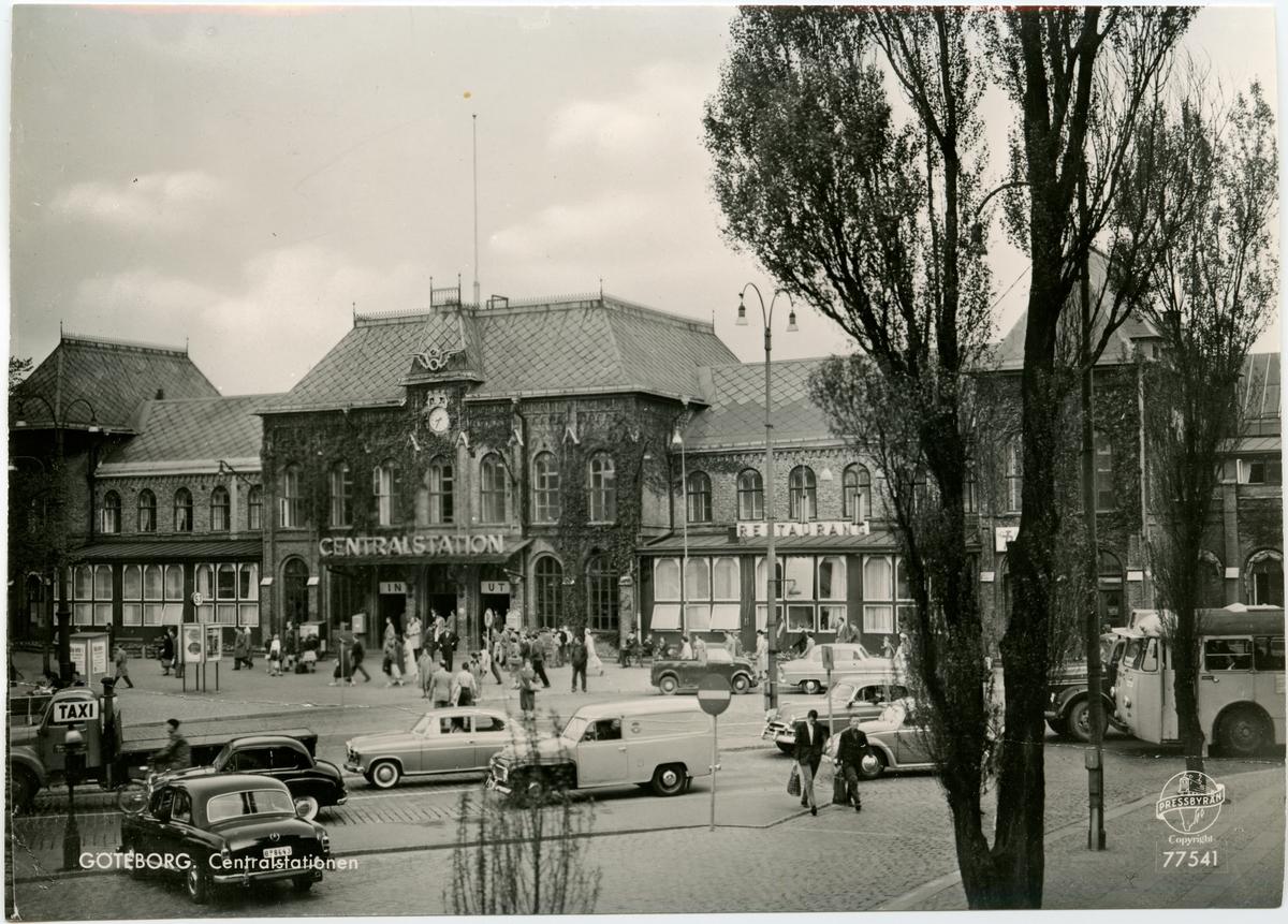 Centralstationen i Göteborg