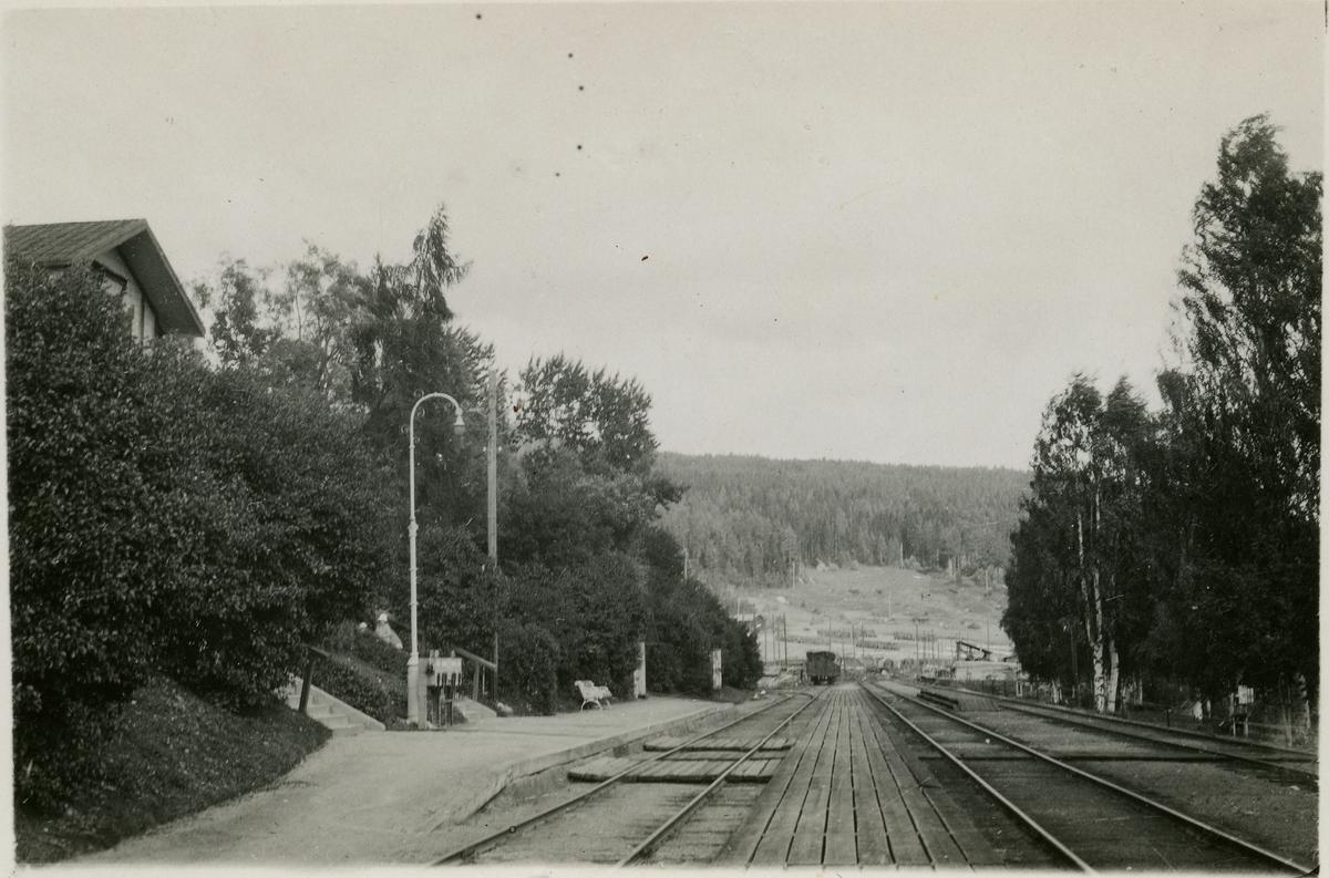 Stöde station.