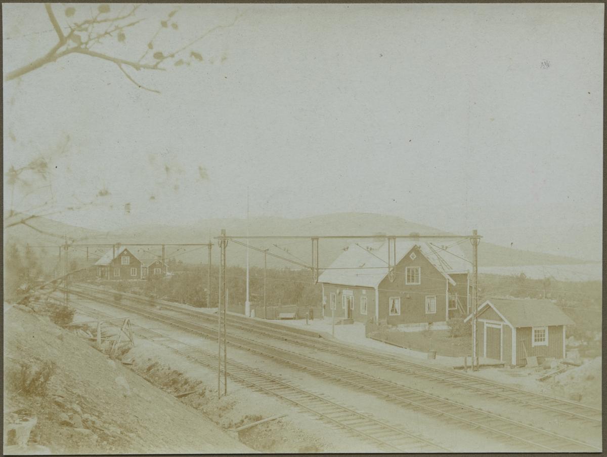 Stenbacken station