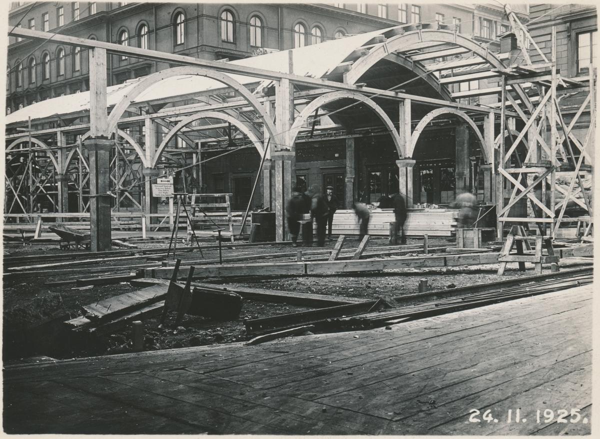 Stamplattform 1 ,  Stockholms Central