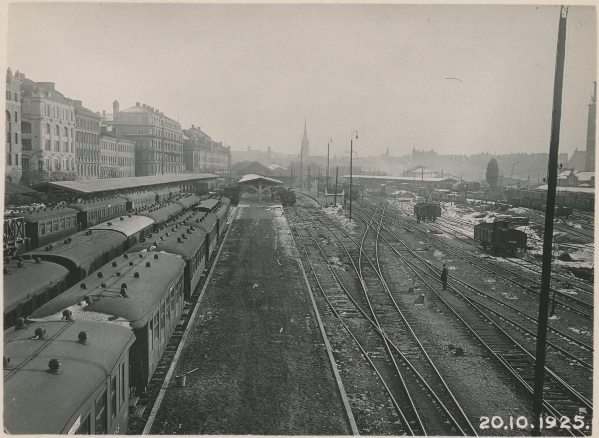 Plattform 2 , Centralen