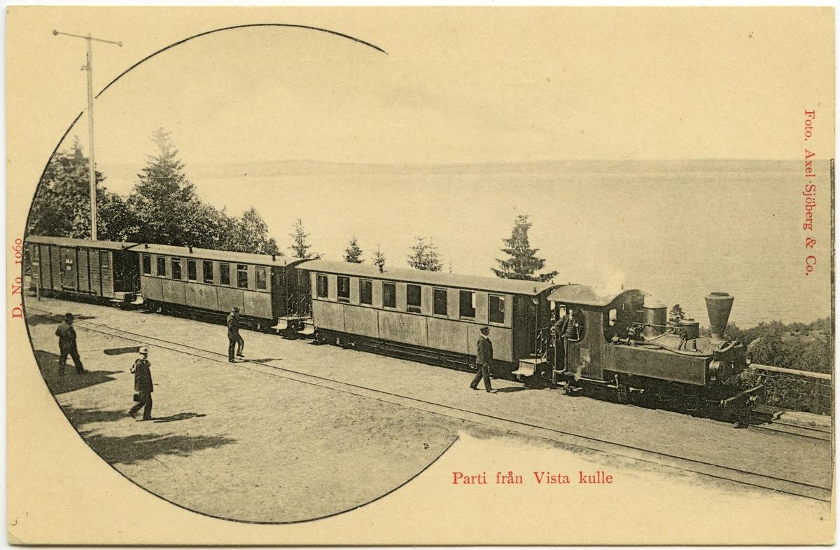 Vistakulle station