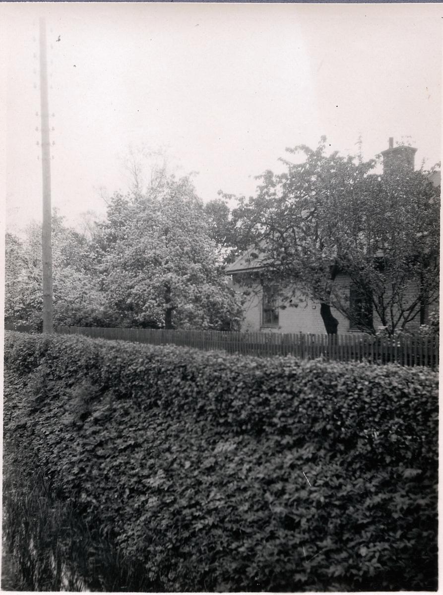 Boställshus 9 b med trädgård i Åkarp