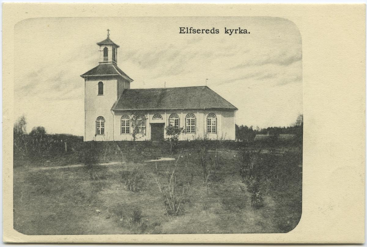 Älvsereds kyrka.