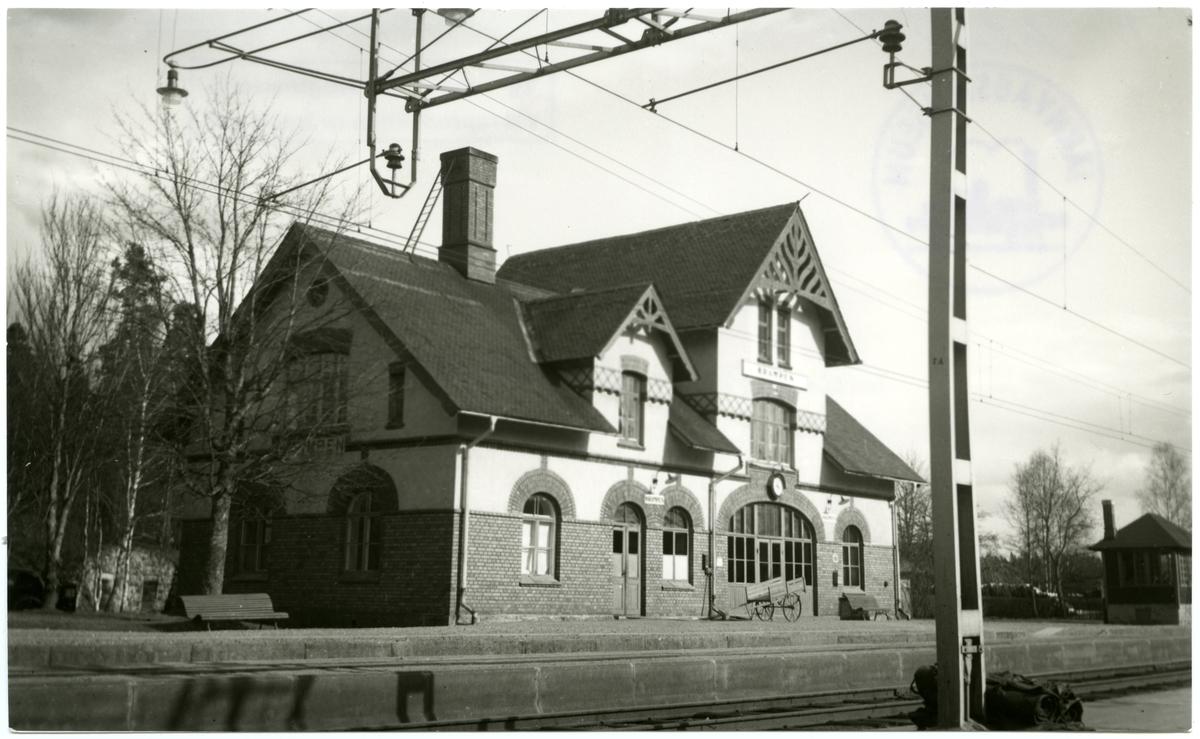Krampens station.