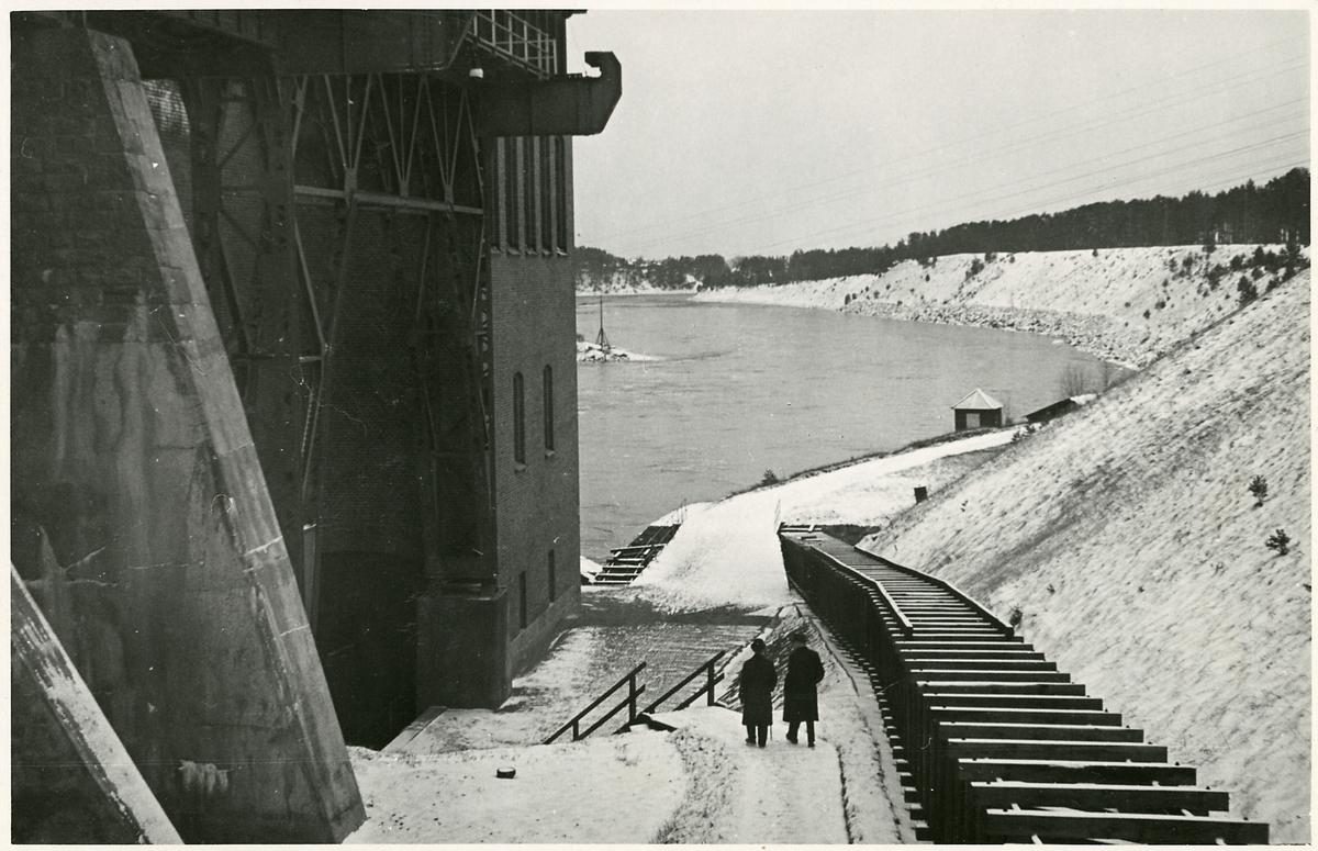 Kraftverket i Älvkarleby.