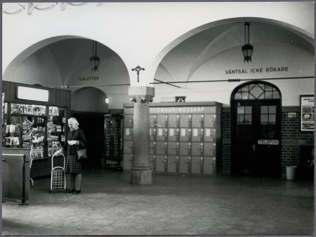 Eslöv station.