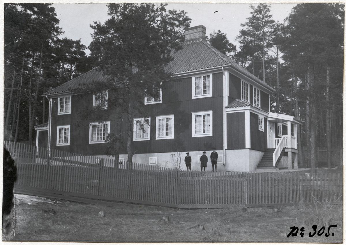 Hagalund, bostadshus.