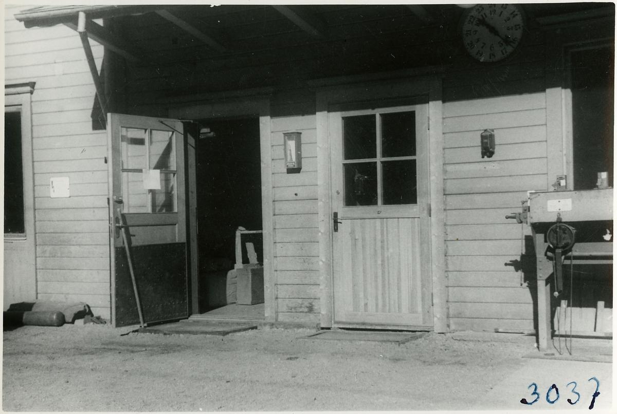 Ragunda stationshus.