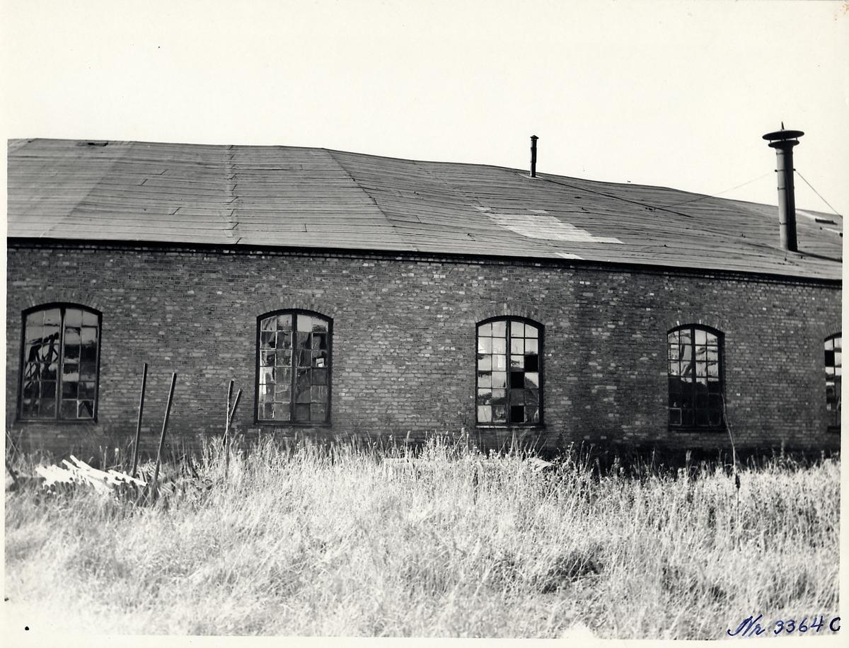Lokstall i Skara.
