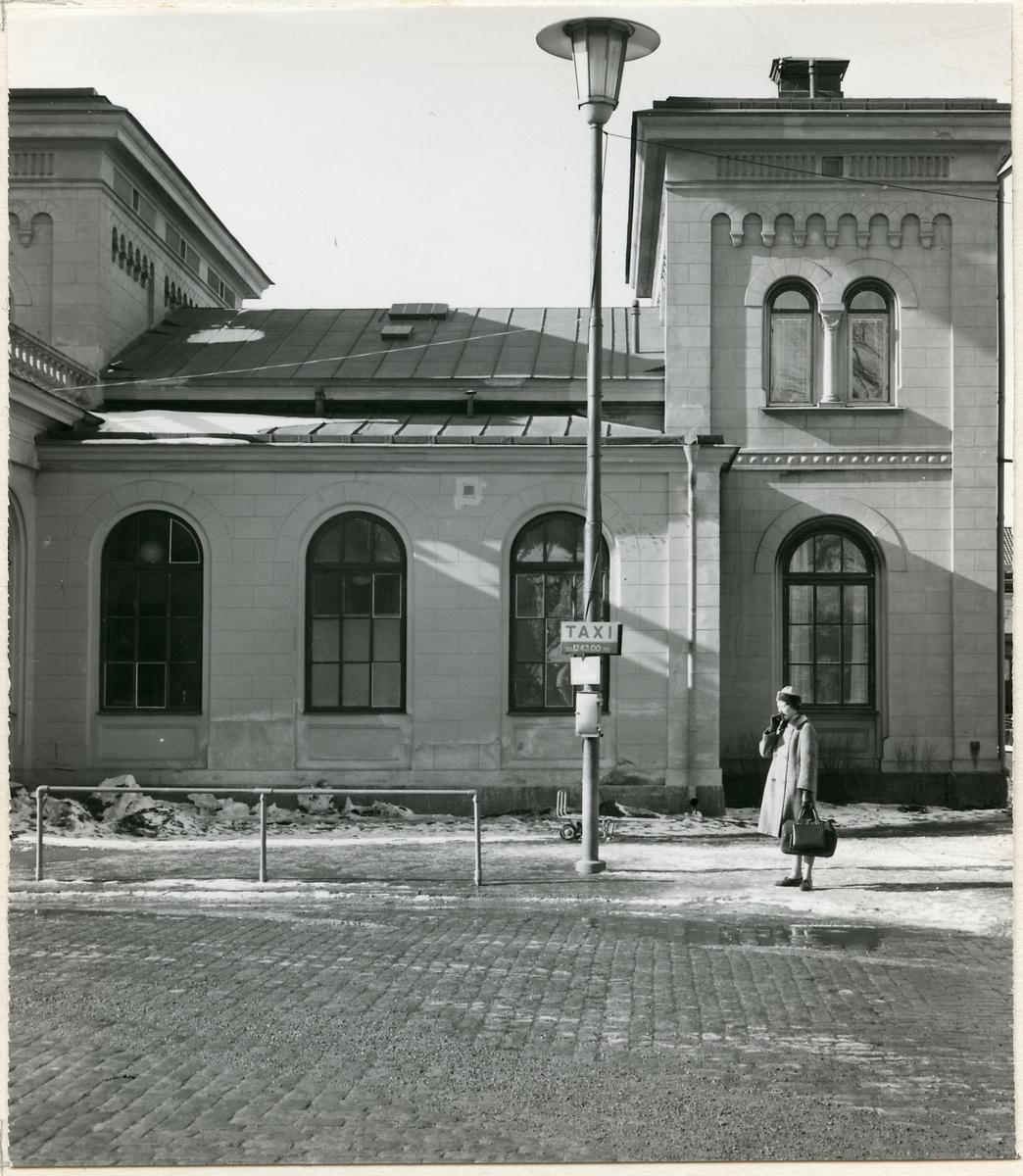 Örebro stationshus.