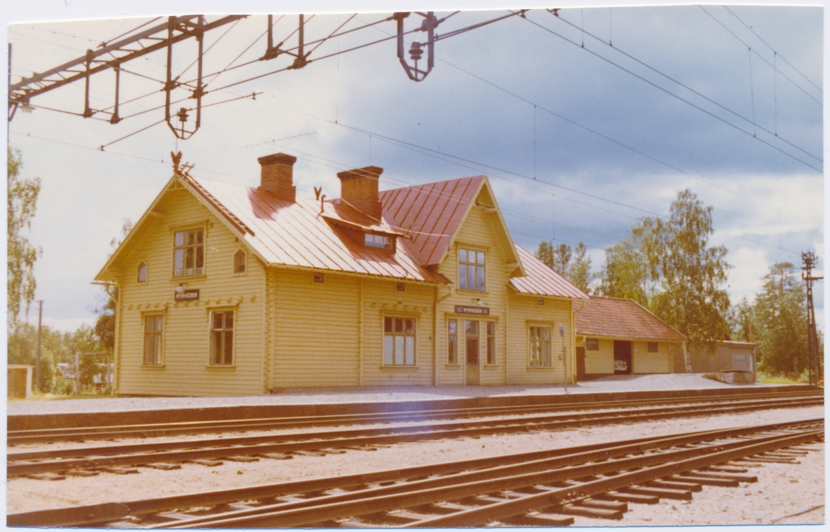 Myrheden station.