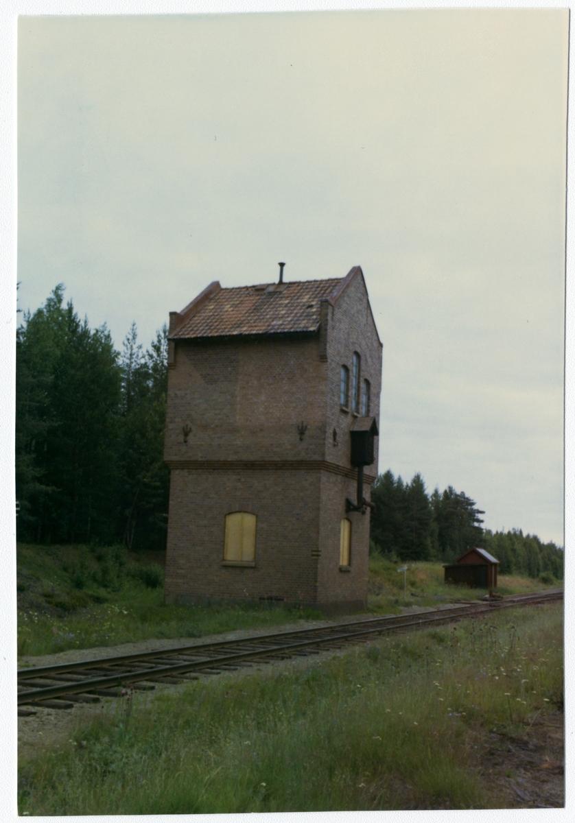 Vattentornet byggdes 1912