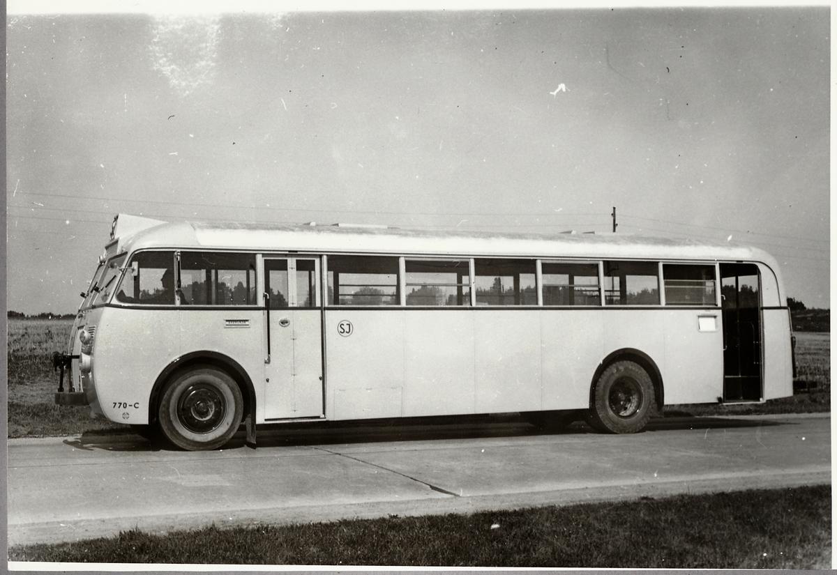 Statens Järnvägar, SJ Buss 770-C.