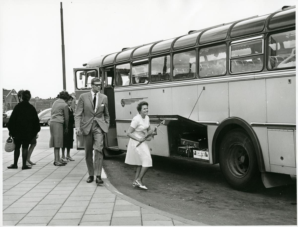 Statens Järnvägar, SJ buss 2378.