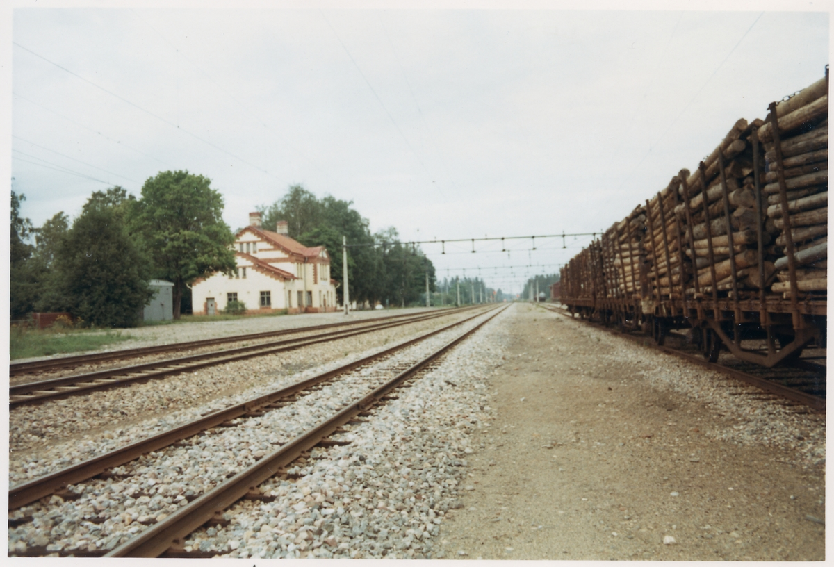 Hagaström station.