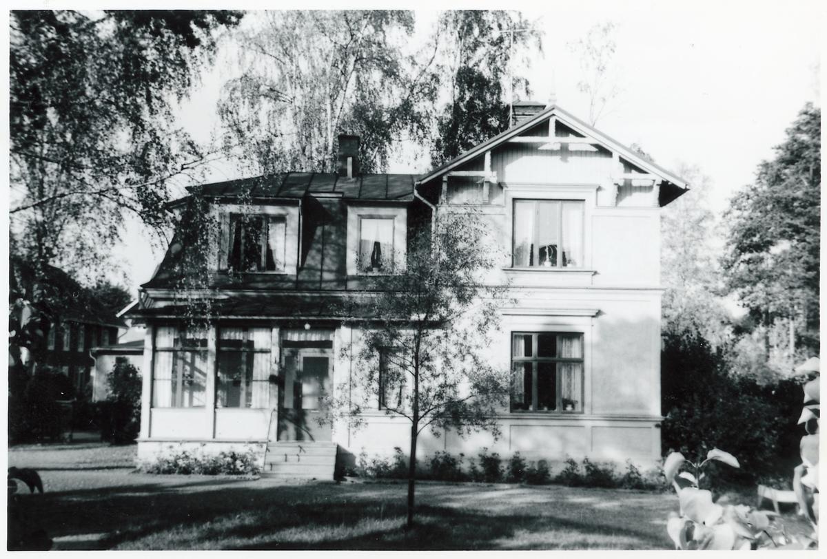 Bostadshus 9B, Sandviken.