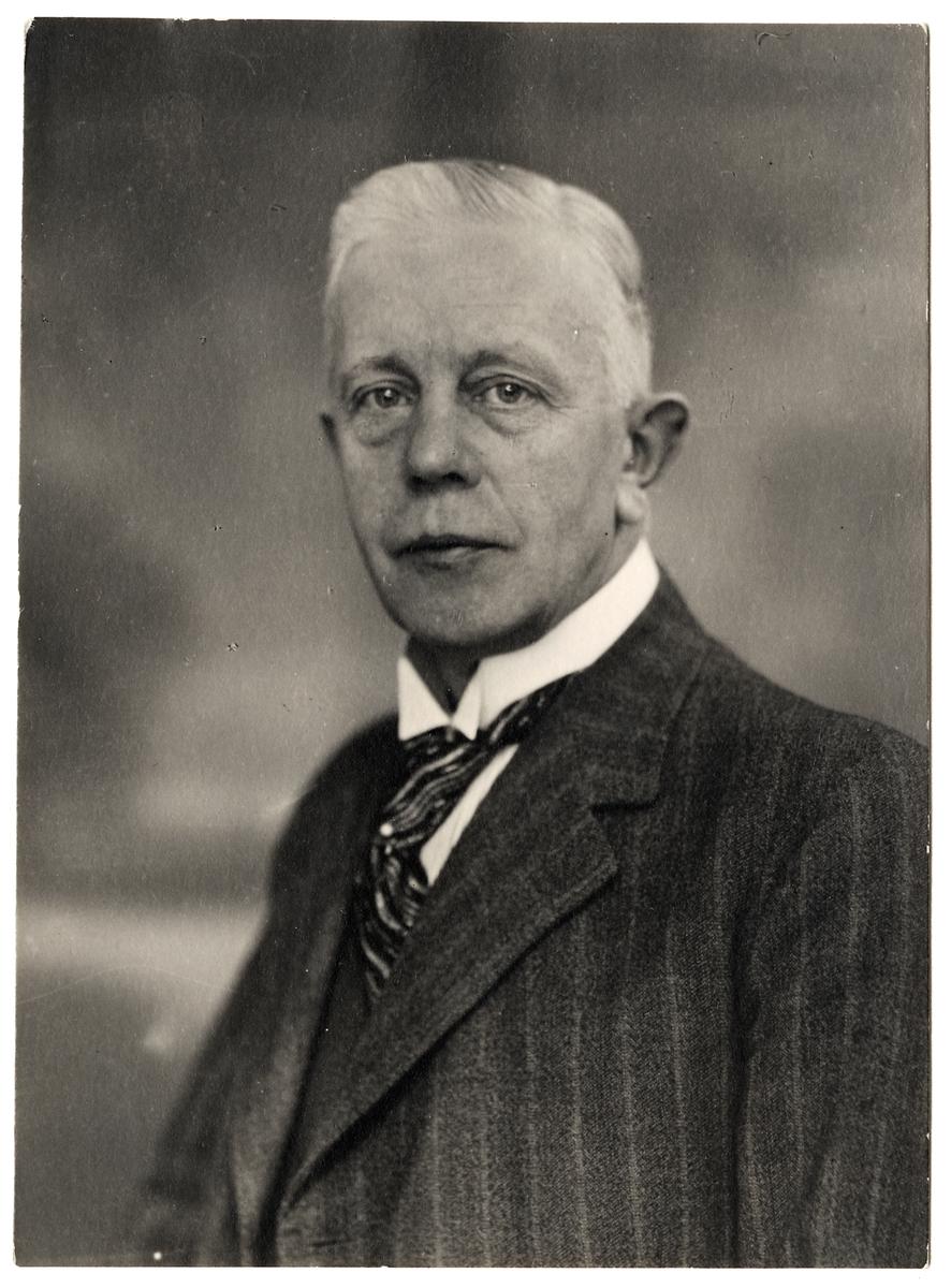 Förste Byråingenjör G. Janzén.